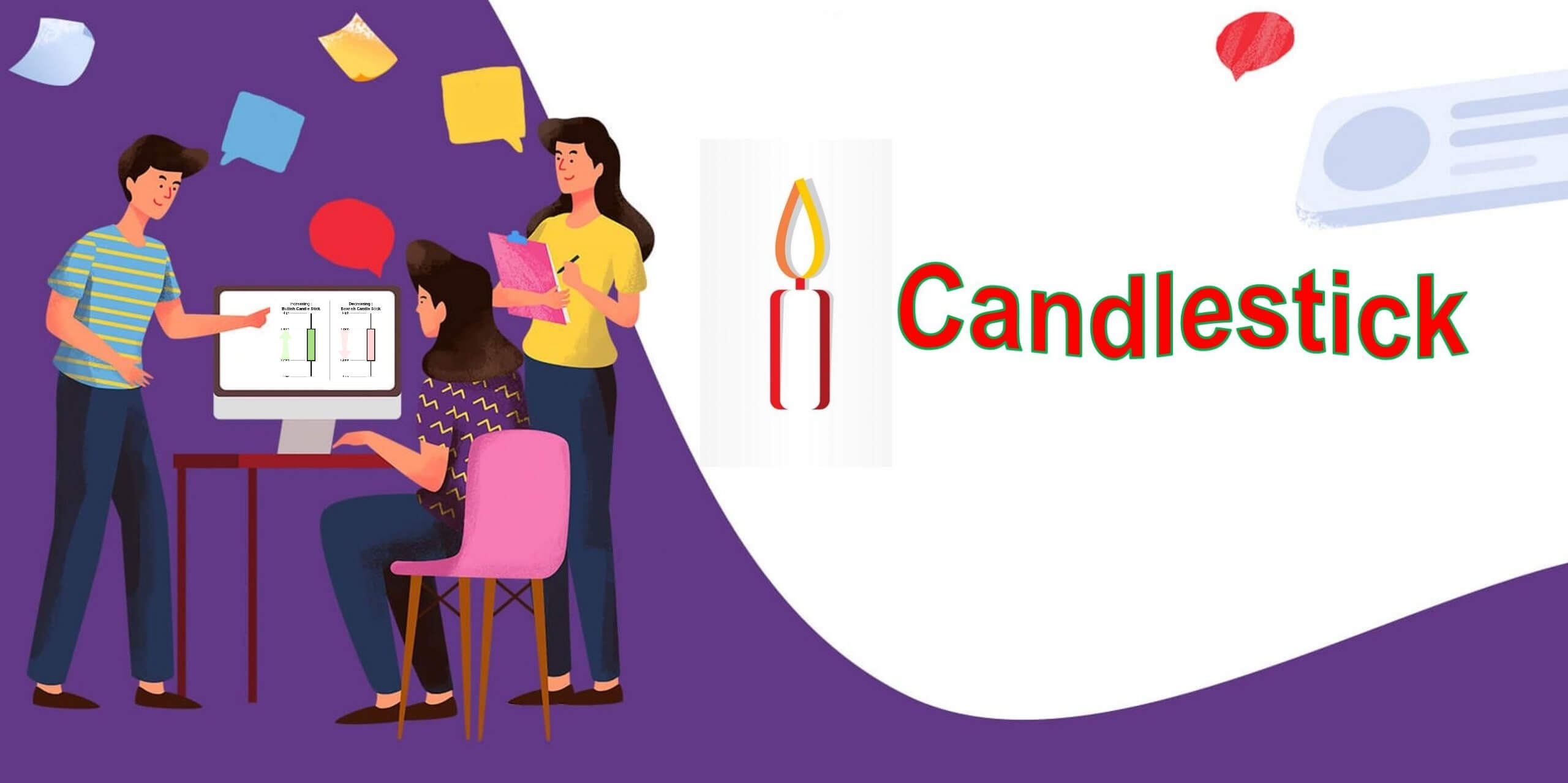 What is Candlestick? How to Identify and Trade with Candlestick Patterns on ExpertOption