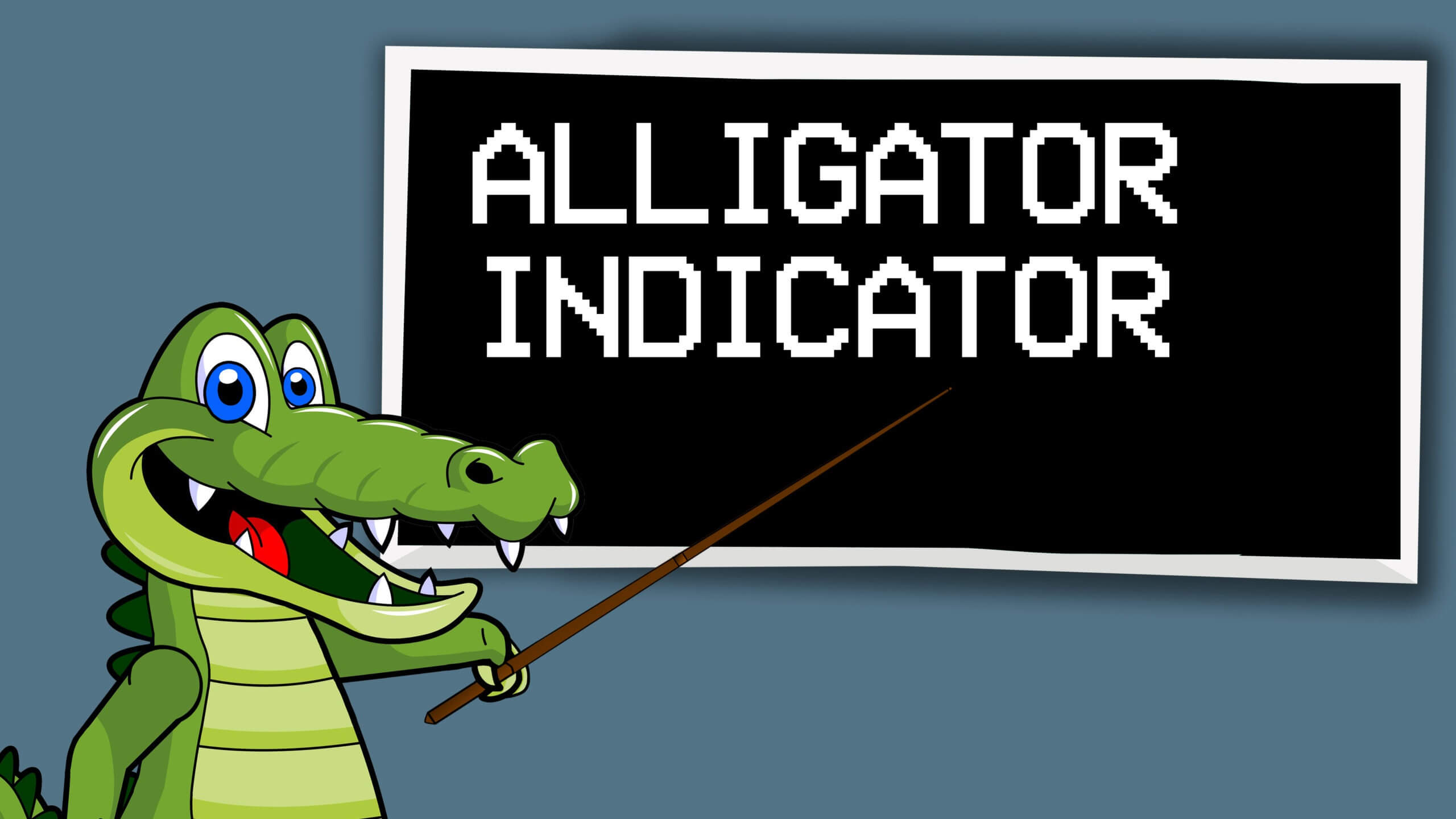 Alligator Indicator Explained - Cara Trading Forex secara efektif menggunakan indikator Williams Alligator dengan ExpertOption