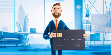 ExpertOption Deposit Methods - How you Can Make a Deposit to your ExpertOption Account