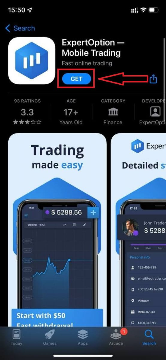 How to Register and Trade Binary Options at ExpertOption